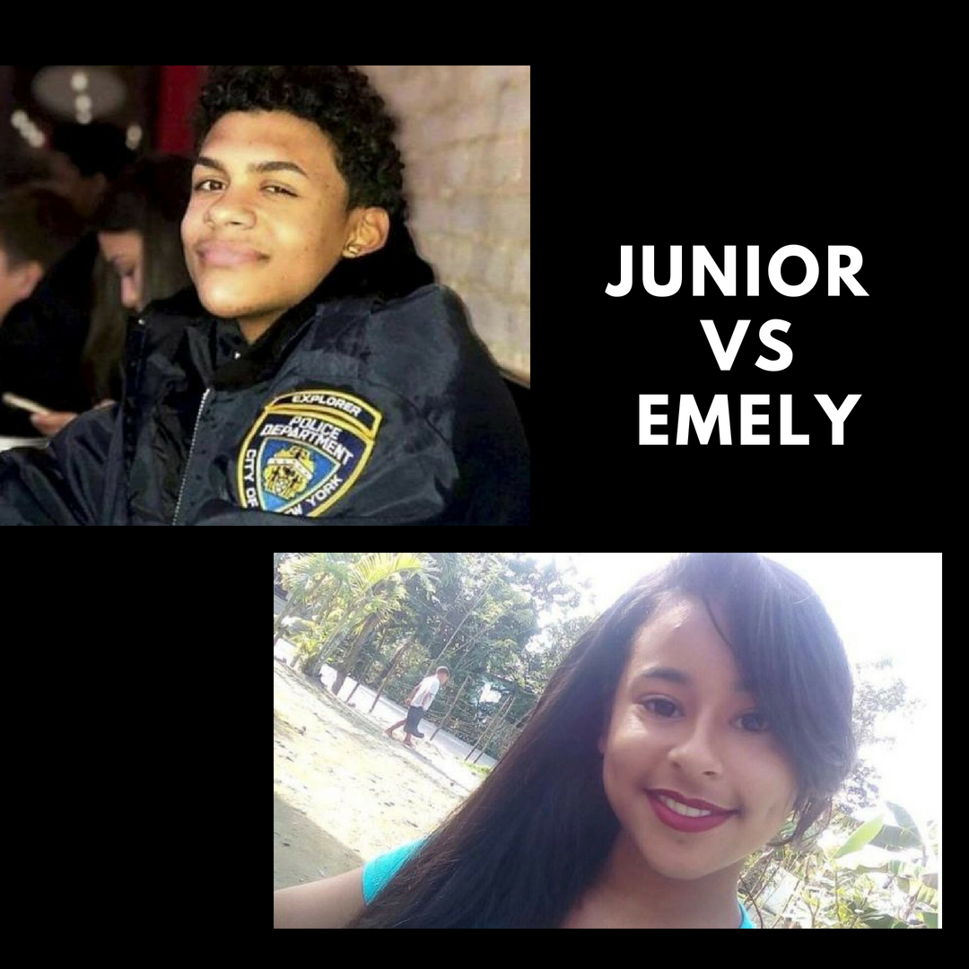 Junior vs Emely
